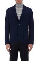 Lanvin Men's Deconstructed Jersey Two-Button Sportcoat