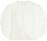 DELPOZO Silk Blend Circle Jacket