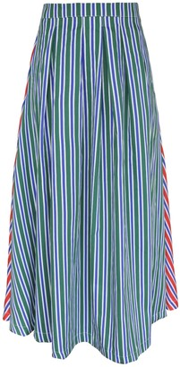 My Pair Of Jeans Hamptons Maxi Skirt