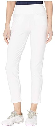 Puma PWRSHAPE Pants (Bright White) Women's Casual Pants
