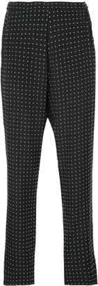 Fleur Du Mal studded PJ trousers