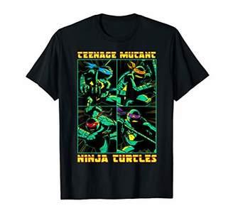 Nickelodeon Teenage Mutant Ninja Turtles Action Panel T-Shirt