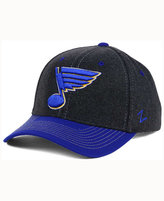 Zephyr St. Louis Blues Anchorage Snapback Cap