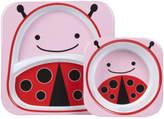 Skip Hop Ladybug Zoo Melamine Set