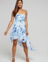 Dotti Pretty Floral Hi-Lo Dress
