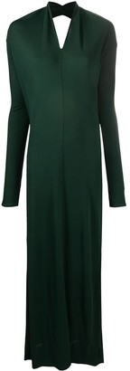 Jil Sander Cut-Out Dress
