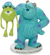 Precious Moments Disney / Pixar Monsters, Inc. Mike & Sully Figurine by
