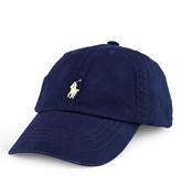 Ralph Lauren Newport Navy & White Logo Baseball Cap - Toddler