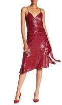 Diane von Furstenberg Brenndah Sequin Embellished Dress