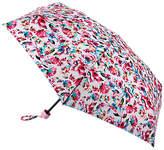 Fulton Soho Digital Rose Print Umbrella, Pink