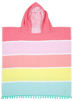 Sunnylife Kids Cotton Hooded Fouta Towel Girl 60 x 120cm