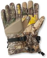 L.L. Bean L.L.Bean Men's Hot Shot Lynx Gore-Tex Hunting Gloves