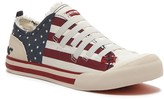 Rocket Dog Joint American Flag Canvas Sneaker