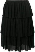 See by Chloe cascade ruffle skirt