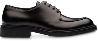 Prada rubber sole Derby shoes