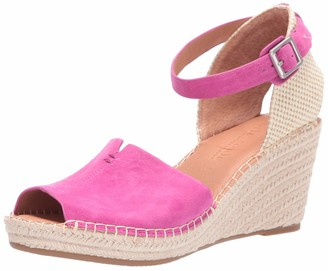 Gentle Souls by Kenneth Cole Women's Charli Espadrille Wedge Sandal