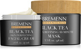 Bremenn Botanicals Black Tea Mask & Face Cream Kit