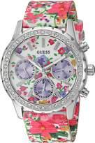 GUESS GUESS? Women's U0903L1 Analog Display Quartz Two Tone Watch