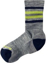 Smartwool SmartWoo Kids Striped Hikeight Crew