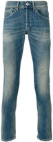 Dondup folded hem denim skinny jeans