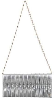 Chanel Ruched Shoulder Bag