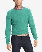 Izod Men's Waffle-Knit Crew-Neck Sweater