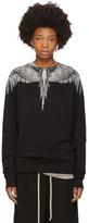 Marcelo Burlon County of Milan Black Mapu Sweatshirt