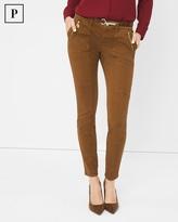 White House Black Market Petite Skimmer Jeans