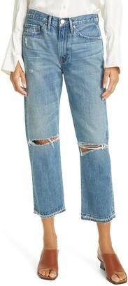 Frame Heritage Piper Released Hem Jeans