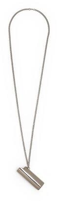 Alyx Brass Lighter Case Necklace
