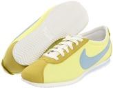 Nike Lady Cortez Nylon (Yellow Diamond/Sail/Celery/Ice Blue) - Footwear