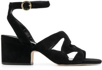 MICHAEL Michael Kors block heel sandals