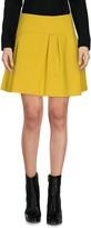 Patrizia Pepe Mini skirts - Item 35338591