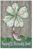 Trademark Fine Art Cindy Fornataro 'Happy St Patricks Day' Canvas Art