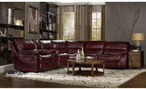 Hooker Furniture Red Wine with Black Trim 6 Pie