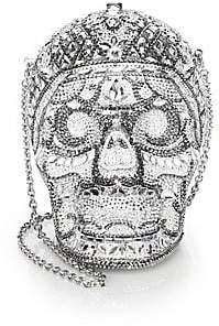 Judith Leiber Couture Women's Skull Katerina Crystal Clutch