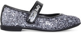 Lelli Kelly Kids Giselle glitter mary jane shoes 4-9 years