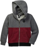 Volcom Single Stone Full Zip Hoodie (Toddler & Little Boys)