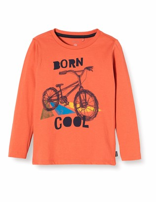 Noppies Boy's B Regular T-Shirt Ls Jackson Long Sleeve Top