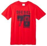 Diesel Boys' 78 Signature Tee - Sizes 4-16
