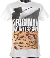 Blood Brother Original Counterfeit T Shirt White