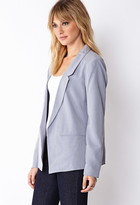 Forever 21 Contemporary Luxe Menswear-Inspired Blazer