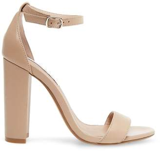Steve Madden Stevemadden CARRSON BLUSH LEATHER