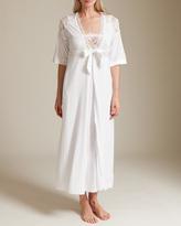 La Perla Maharani Short Sleeve Long Robe