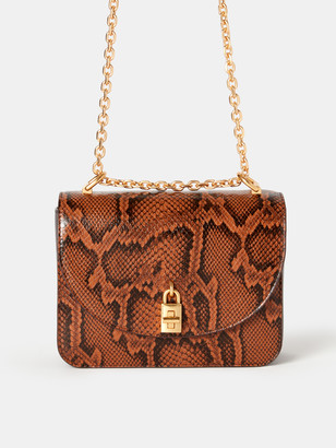 Rebecca Minkoff Love Too Shoulder Leather Bag