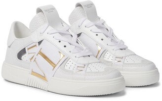 Valentino VL7N leather sneakers