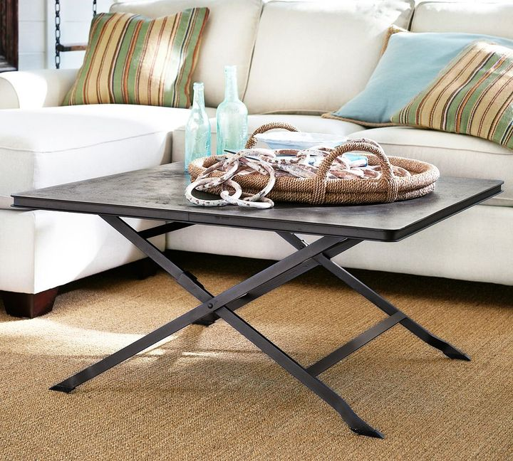 Carter's Carter Metal Coffee Table