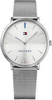 Tommy Hilfiger Men's Slim Sophisticated Sport Stainless Steel Mesh Bracelet Watch 40mm 1781690