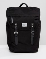 Sandqvist Hans Cordura Backpack In Black