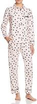 Kate Spade Flannel PJ Set